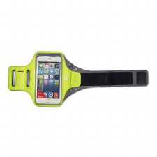 Ultimate Performance Ridgeway Armband Phone Holder (Yellow)