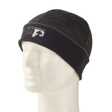 Ultimate Performance Reflective Beanie Hat (Small Medium) Black Reflective