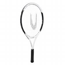 """Uwin Champion Tennis Racket (White Black) 27"""""""
