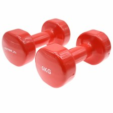 Vector X Round Dumbbell (Red) 2x5kg