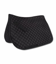 Walshausen Saddle Pad (Black) Full