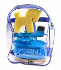 Waldhausen Backpack Grooming Kit (Blue)