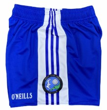 O'Neills West Clare Gaels Ladies Gaelic Shorts (Royal White) 7-8
