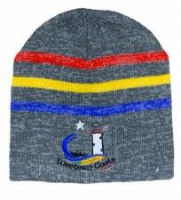 CS Western Gaels Beanie Hat (Melange Grey Multi) One Size