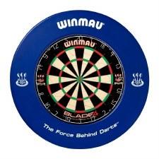 Winmau Dartboard Surround (Blue)