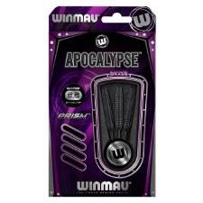Winmau Apocalypse Darts (Coated Black Brass) 22g