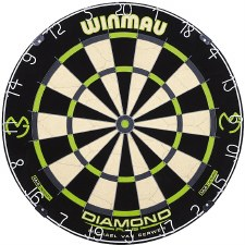 Winmau Diamond Plus MvG