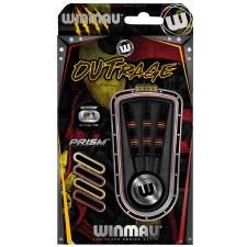 Winmau Outrage Brass Darts 22g