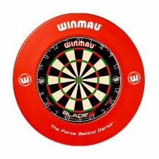 Winmau Dartboard Surround (Red)