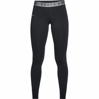 Under Armour Favorite Legging (Black Grey) Small