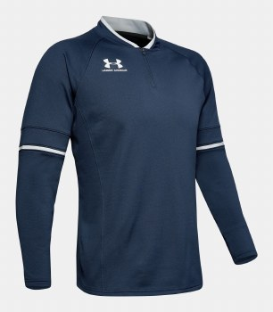 Under Armour Challenger III Midlayer (Navy) Small