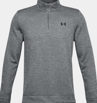 Under Armour Mens Storm SF 1/2 Zip Mid Layer (Grey) 2XL