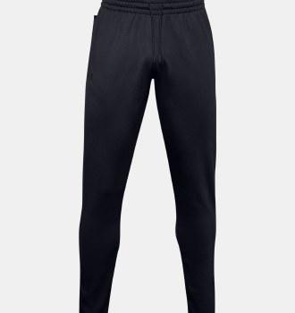 Under Armour Mens Armour Fleece Pant (Black) XS