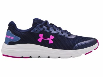 Under Armour Surge 2 GS (Navy Pink) 4