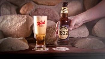 Straub 1872 Pre Prohibition Lager 6pk Bottles