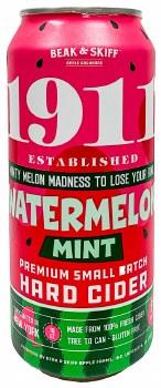 1911 Watermelon Mint Hard Cider 16oz Can