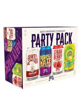 Abita Party Variety 12pk 12oz Cans
