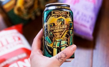 Two Roads Accelerator Doublebock 12oz Can