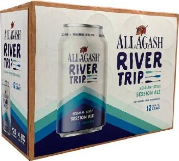 Allagash River Trip Belgian Style Session Ale 12pk 12oz Cans