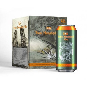 Bells Two Hearted Ale 4pk 16oz Cans