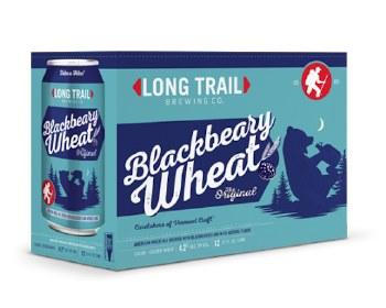 Long Trail Blackbeary Wheat 12pk 12oz Cans
