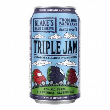 Blakes Triple Jam Hard Cider 12pk 12oz Cans