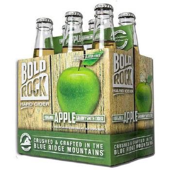 Bold Rock Apple Hard Cider 6pk 12oz Bottles