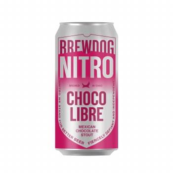 Brewdog Choco Libre Nitro 6pk 13.6oz Cans