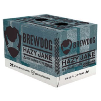 Brewdog Hazy Jane 6pk 12oz Cans