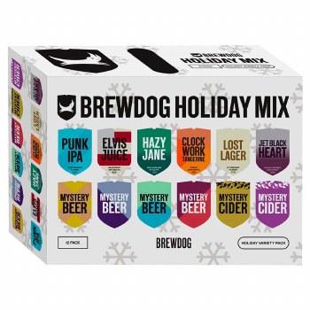 Brewdog Summer Variety 12pk 12oz Cans