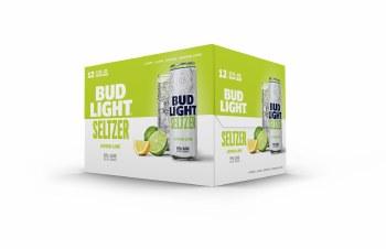 Bud Light Seltzer Lemon Lime 12pk 12oz Cans