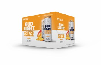 Bud Light Seltzer Mango 12pk 12oz Cans