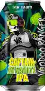 New Belgium Voodoo Ranger Captain Dynamite IPA 12oz Can