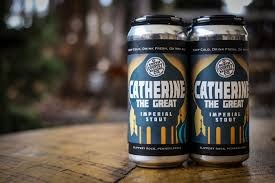 North Country Catherine The Great Imperial Stout Ale 4pk 16oz Cans