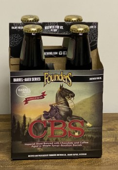 Founders CBS Barrel-Aged Series 4pk 12oz Bottles