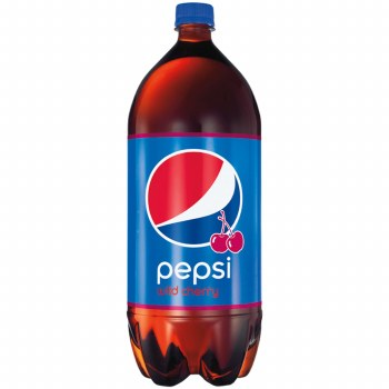 Wild Cherry Pepsi 2 Liter Plastic Bottle
