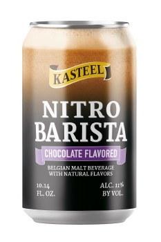 Kasteel Nitro Barista Chocolate Belgian Malt 10oz Can