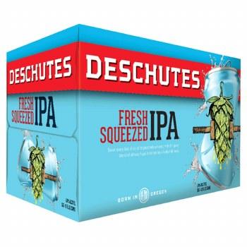 Deschutes Fresh Squeezed IPA 6pk 12oz Cans