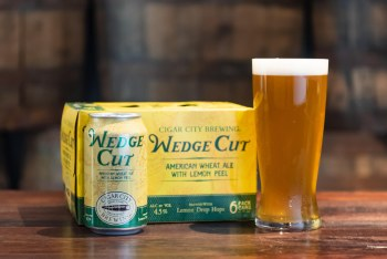 Cigar City Wedge Cut 6pk 12oz Cans