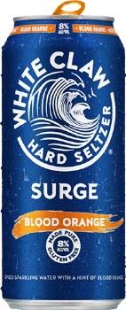 White Claw Surge Blood Orange Hard Seltzer 16oz Can
