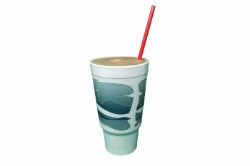 Pabst Blue Ribbon Iced Coffee 32oz Slushie