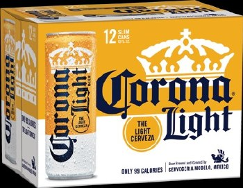 Corona Light 12pk 12oz Cans