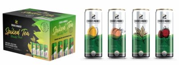Crook & Marker Spiked Tea Variety 8pk 11.5oz Cans
