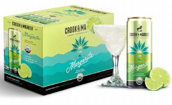 Crook and Marker Margarita 8pk 11.5oz Cans