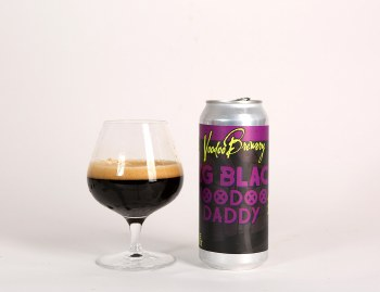 Voodoo Big Black Voodoo Daddy Russian Style Imperial Stout 4pk 12oz Cans