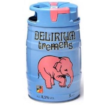 Delirium Tremons 5 Liter Keg