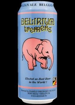 Delirium Tremens Belgian Ale 16oz Can