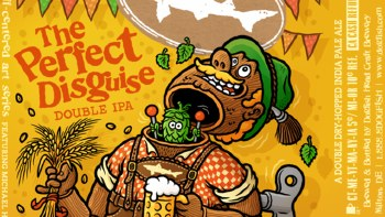 Dogfish Head Perfect Disguise Double IPA 6pk 12oz Bottles