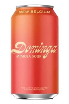 New Belgium Dominga Mimosa Sour 12oz Can
