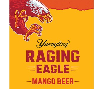 Yuengling Raging Eagle Mango 24oz Can